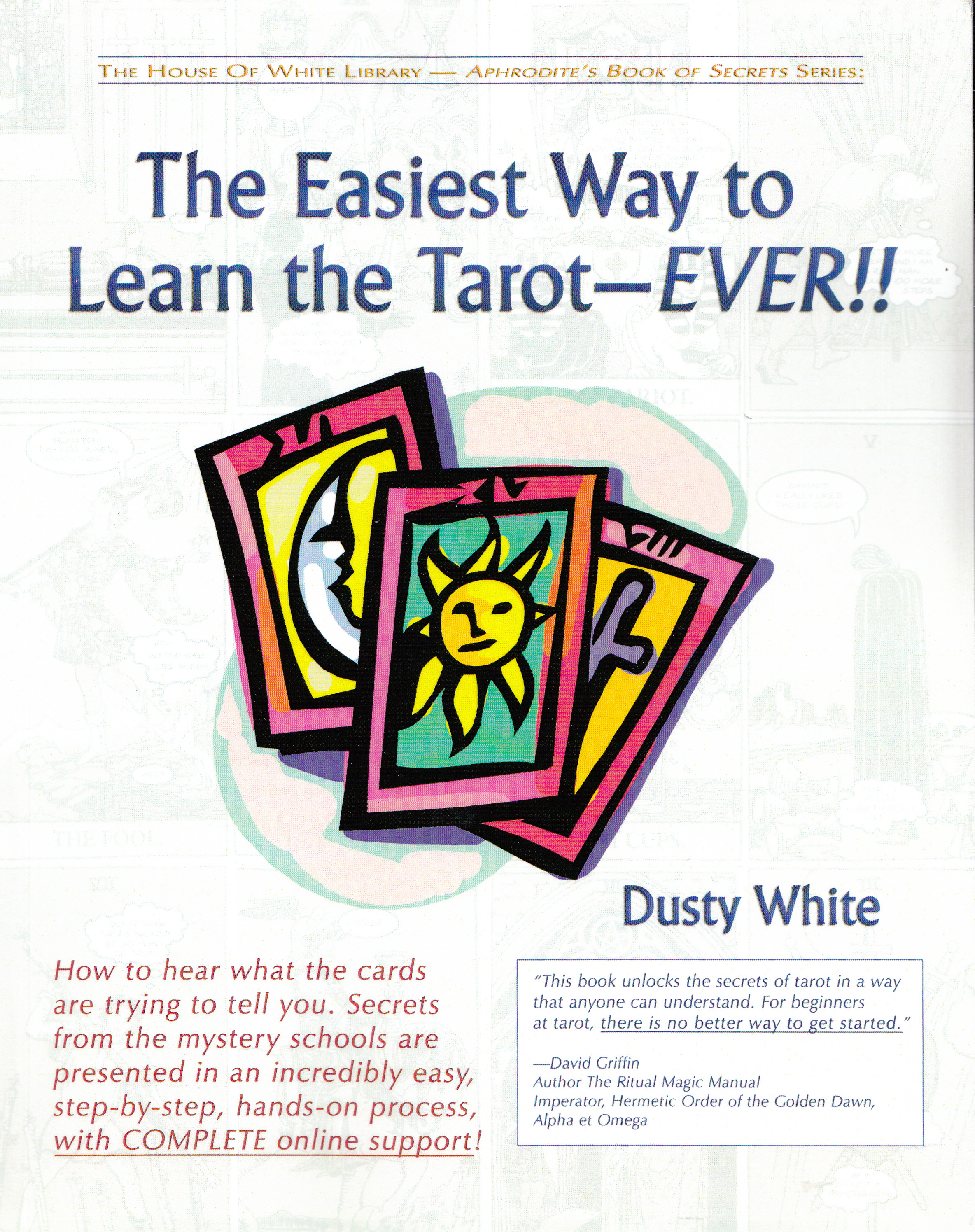 The Easiest Way To Learn The Tarot